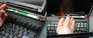Замена инвертора ноутбука